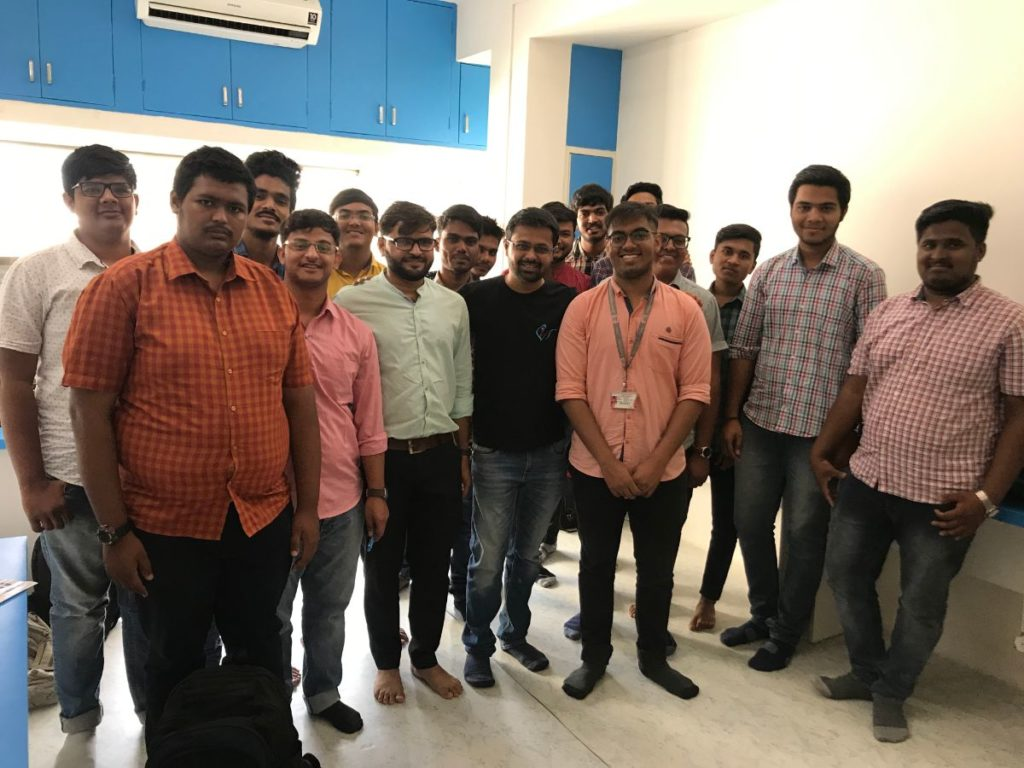 Students of Parul Polytechnic Institute on Industrial Visit