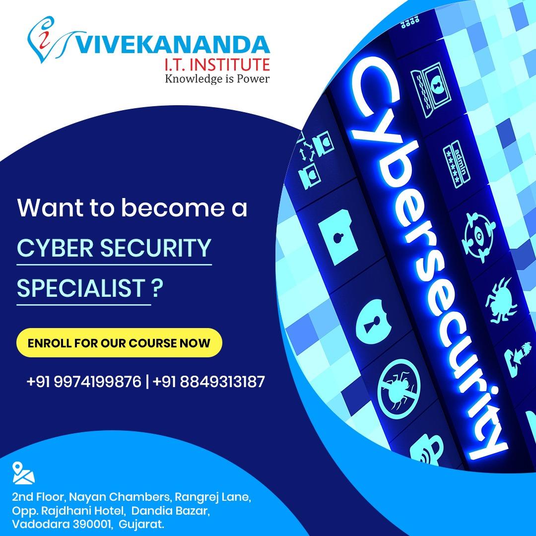 Cybersecurity baroda